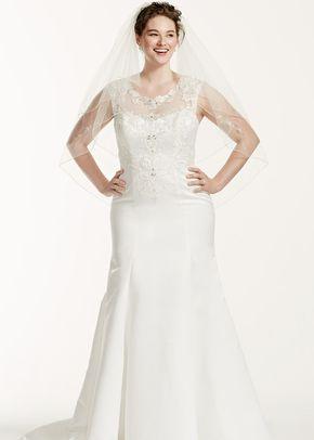 David's Bridal Woman Style 9WG3731, David's Bridal