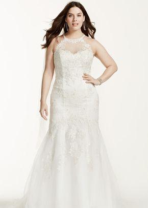 David's Bridal Woman Style 9WG3735, David's Bridal