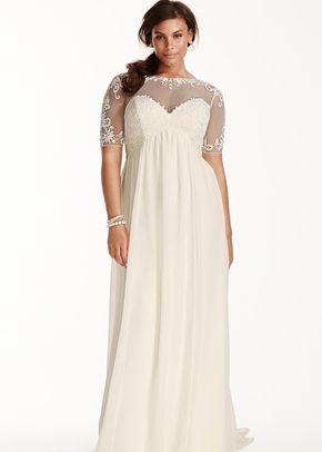 David's Bridal Woman Style 9WG3749, David's Bridal