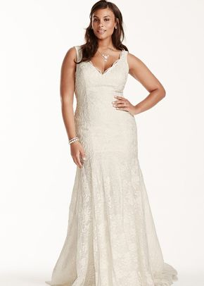 David's Bridal Woman Style 9WG3757, David's Bridal