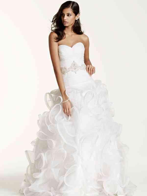 Galina Signature Style SWG492, David's Bridal