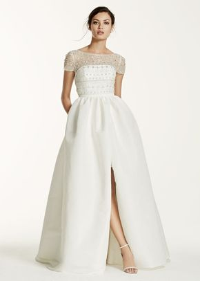 Galina Signature Style SWG686, David's Bridal