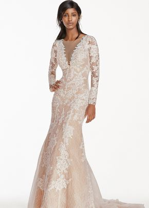 Galina Signature Style SWG719, David's Bridal