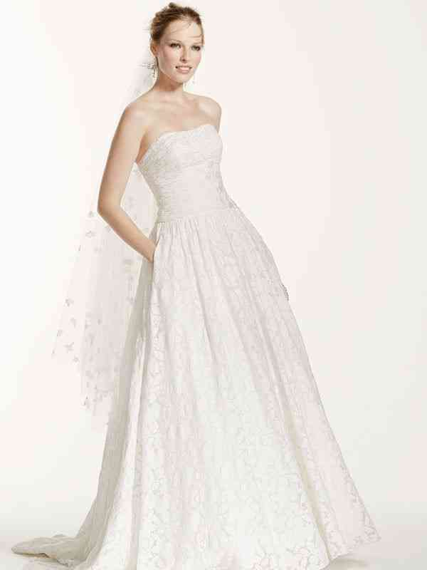 Galina Style WG3512, David's Bridal