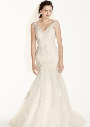 Jewel Style V3761, David's Bridal