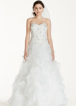 Jewel Style WG3752, David's Bridal