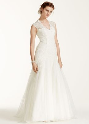 Melissa Sweet for David's Bridal Style MS251005, David's Bridal