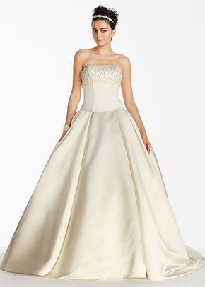 Oleg Cassini Style CJS5721, David's Bridal