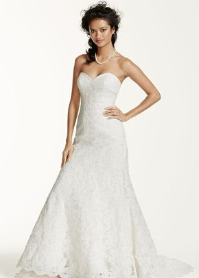 Oleg Cassini Style CRL277	, David's Bridal