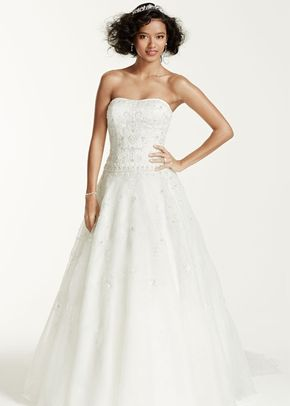 Oleg Cassini Style CT258, David's Bridal