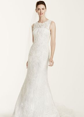 Oleg Cassini Style CWG667	, David's Bridal