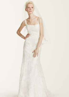 Oleg Cassini Style CWG669	, David's Bridal