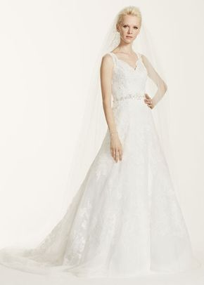 Oleg Cassini Style CWG672	, David's Bridal