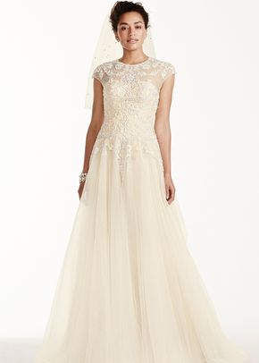 Oleg Cassini Style CWG697, David's Bridal