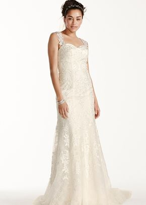 Oleg Cassini Style CWG705, David's Bridal