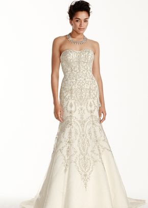 Oleg Cassini Style CWG706, David's Bridal