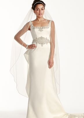 Oleg Cassini Style CWG708, David's Bridal