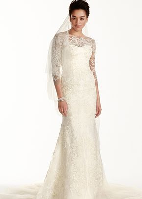 Oleg Cassini Style CWG710, David's Bridal