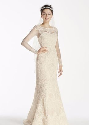 Oleg Cassini Style CWG712, David's Bridal