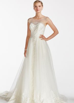 Oleg Cassini Style CWG713, David's Bridal