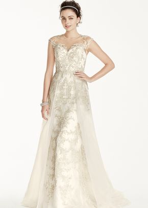 Oleg Cassini Style CWG714, David's Bridal