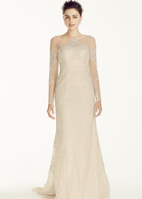 Oleg Cassini Style CWG718, David's Bridal