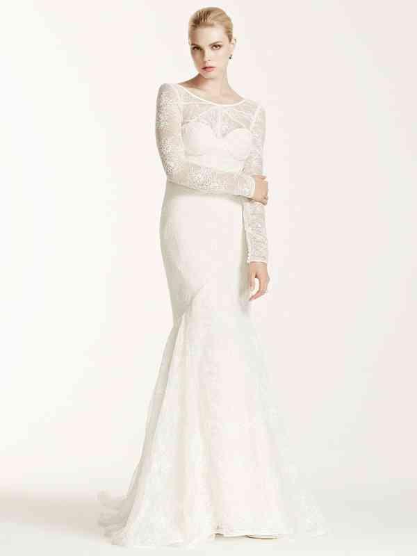 Truly Zac Posen Style ZP341506, David's Bridal