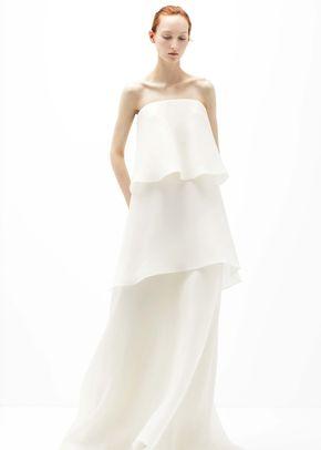 White by Vera Wang Style VW351178, David's Bridal