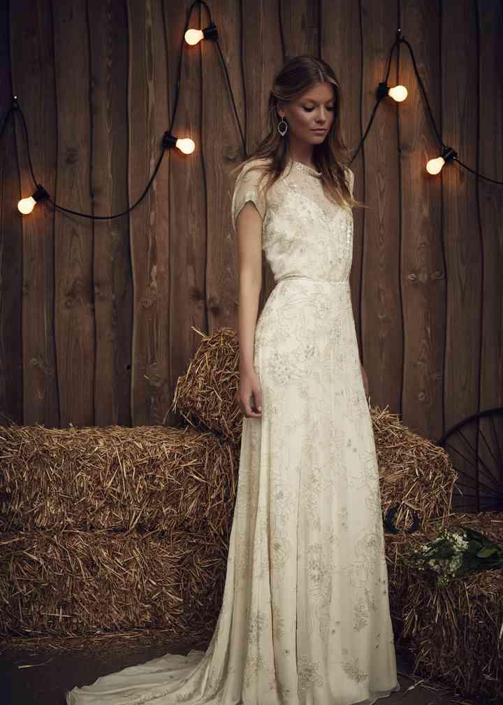 Blossom Ivory, Jenny Packham