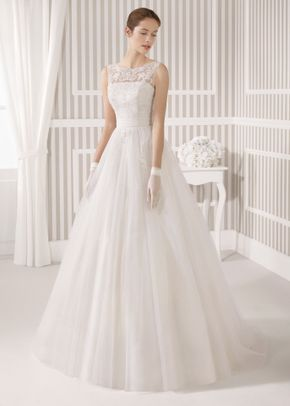 Oleg Cassini Style CWG663, David's Bridal