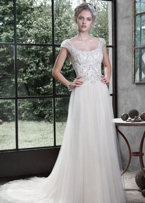 Caitlyn , Maggie Sottero