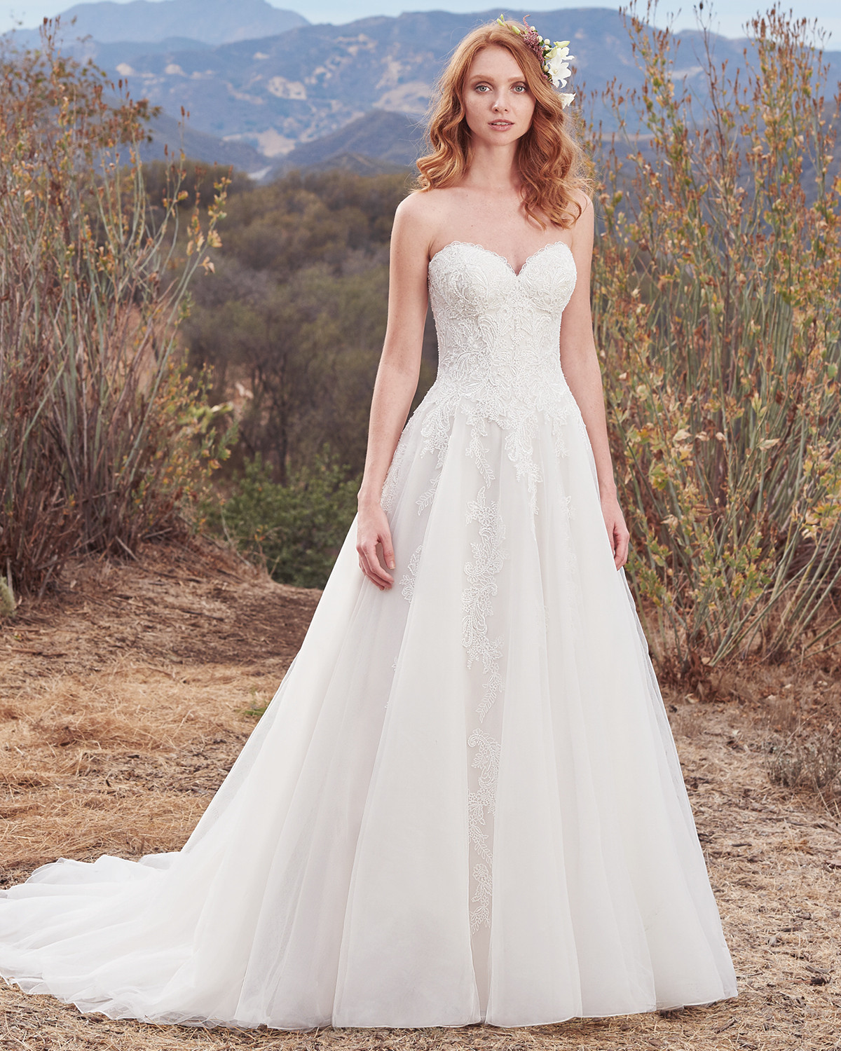 Wedding dresses by maggie sottero lorelai for Maggie soterro wedding dresses