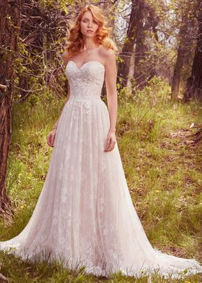 Rylie , Maggie Sottero