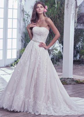 Style 4753, Paloma Blanca