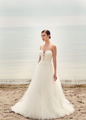 Galina Style KP3765, David's Bridal