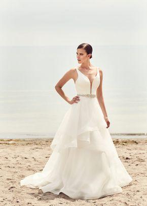 Style #2112, Mikaella Bridal