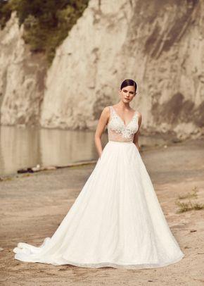 Style #2114, Mikaella Bridal