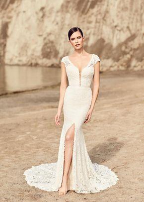 Style #2116, Mikaella Bridal