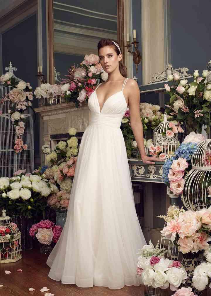 Style 2155, Mikaella Bridal