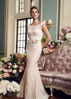 Style 2157, Mikaella Bridal