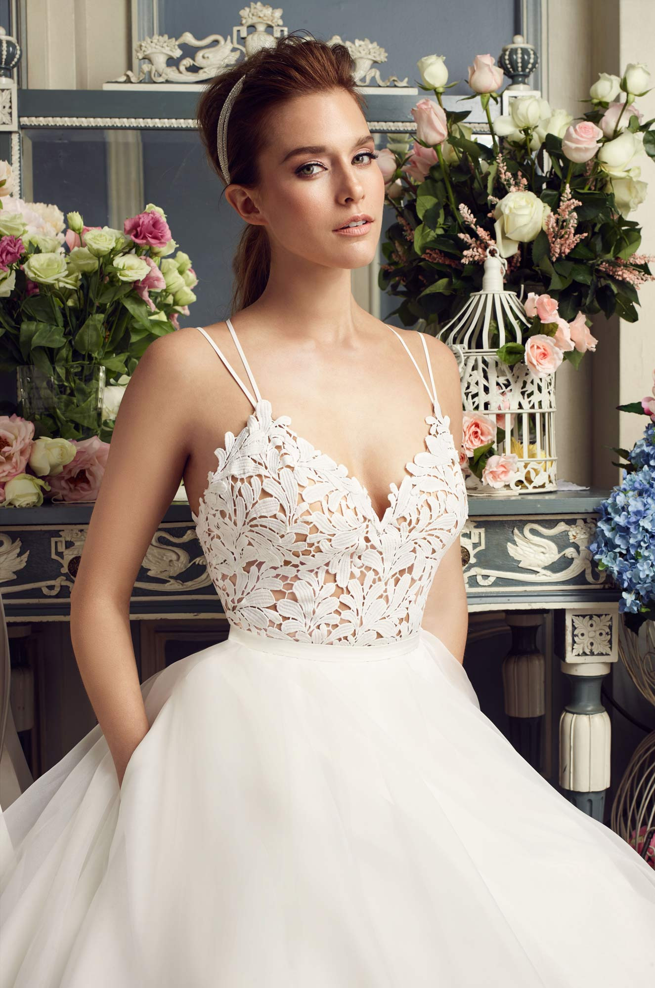 Wedding Dresses By Mikaella Bridal Style 2158