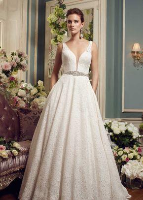 Style 2167, Mikaella Bridal