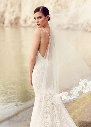 Style #VM473F, Mikaella Bridal