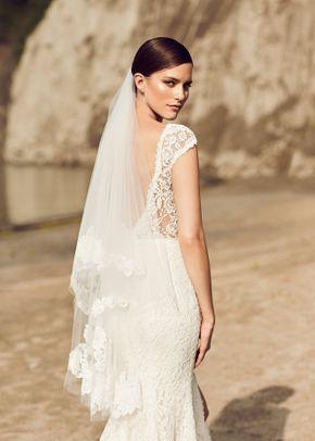 Style #VM475F, Mikaella Bridal
