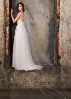 Style VM493C, Mikaella Bridal