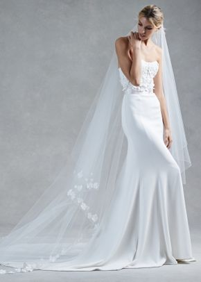Oleg Cassini Style CWG594, David's Bridal