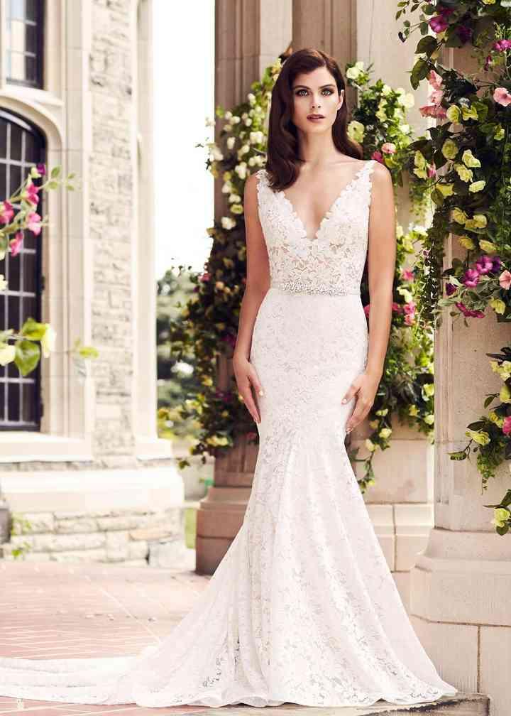 Style 4746, Paloma Blanca