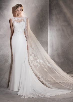 Oleg Cassini Style CWG717, David's Bridal