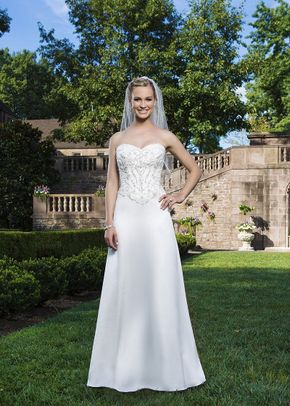 Oleg Cassini Style CWG704, David's Bridal