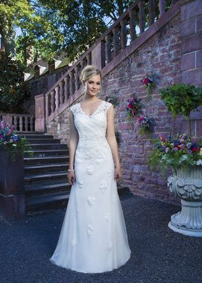 Oleg Cassini Style CWG669, David's Bridal